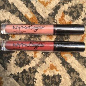 Nyx Lingerie Lips